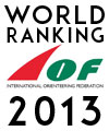 World Ranking IOF