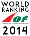 World Ranking IOF 2014