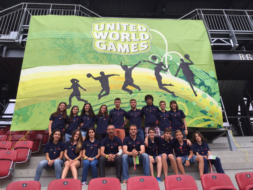 United World Games 2015