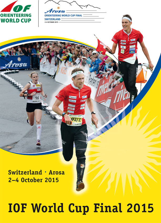 World Cup Orienteering 2015
