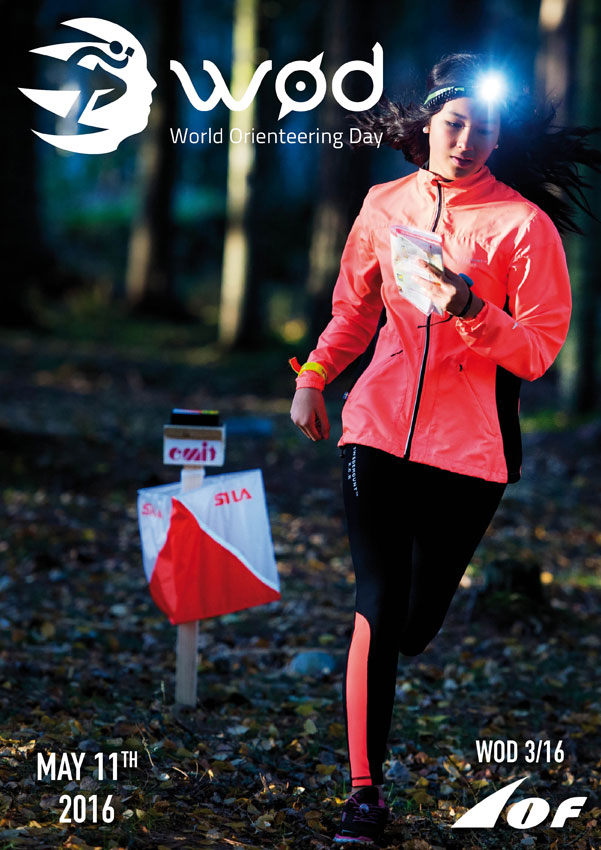 World Orienteering Day 2016