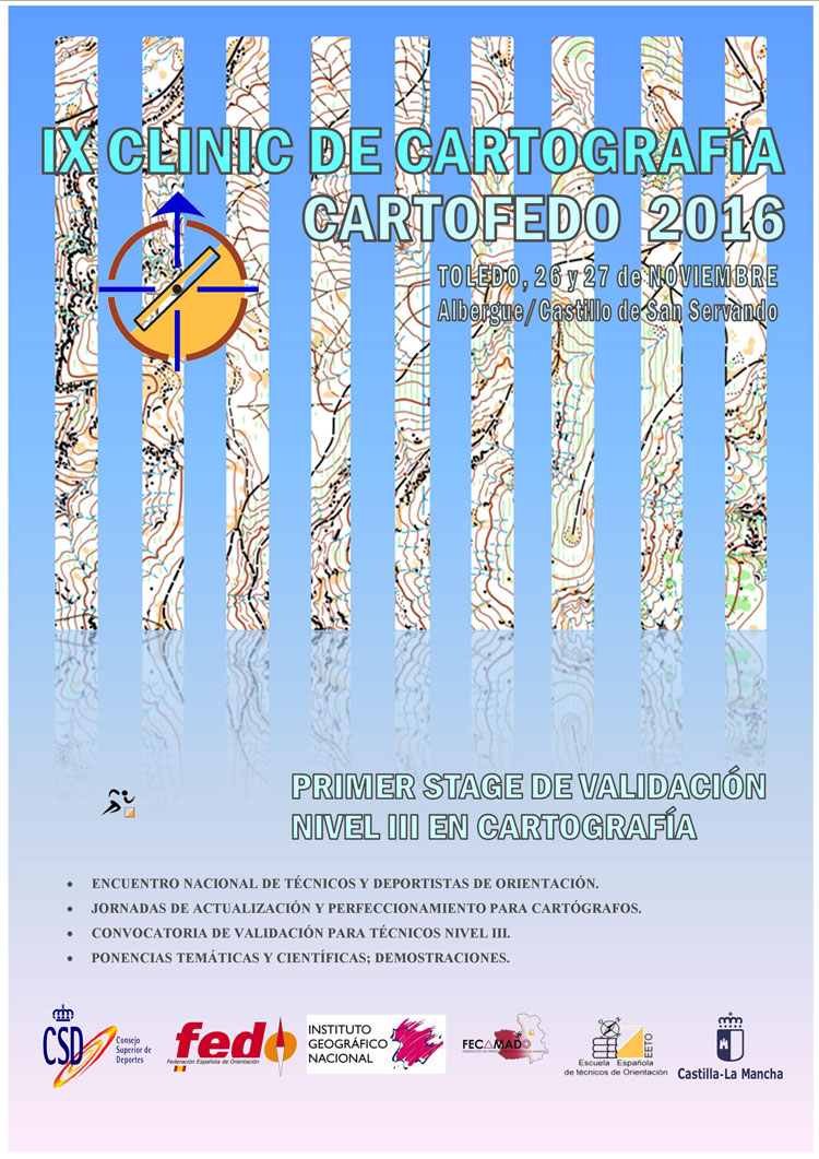 Clinic Cartografía 2016