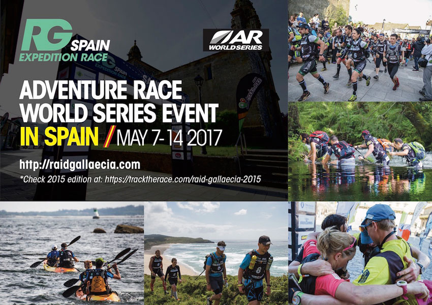 Raid Gallaecia Expedition Race 2017