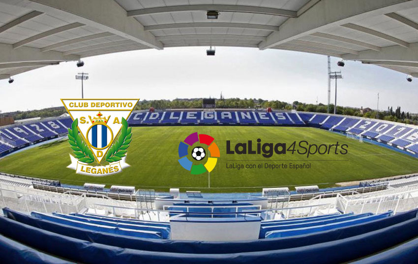 LaLiga4Sports y CD Leganés