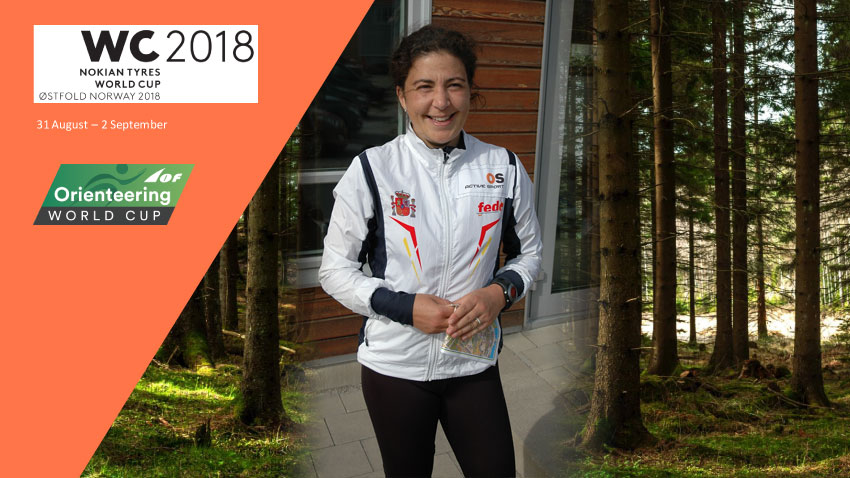World Cup Orienteering 2018