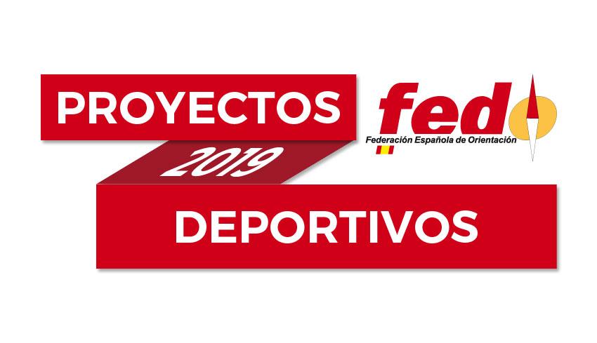 Proyectos Deportivos 2018
