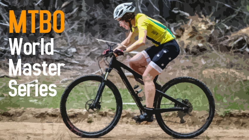 MTBO World Master Series