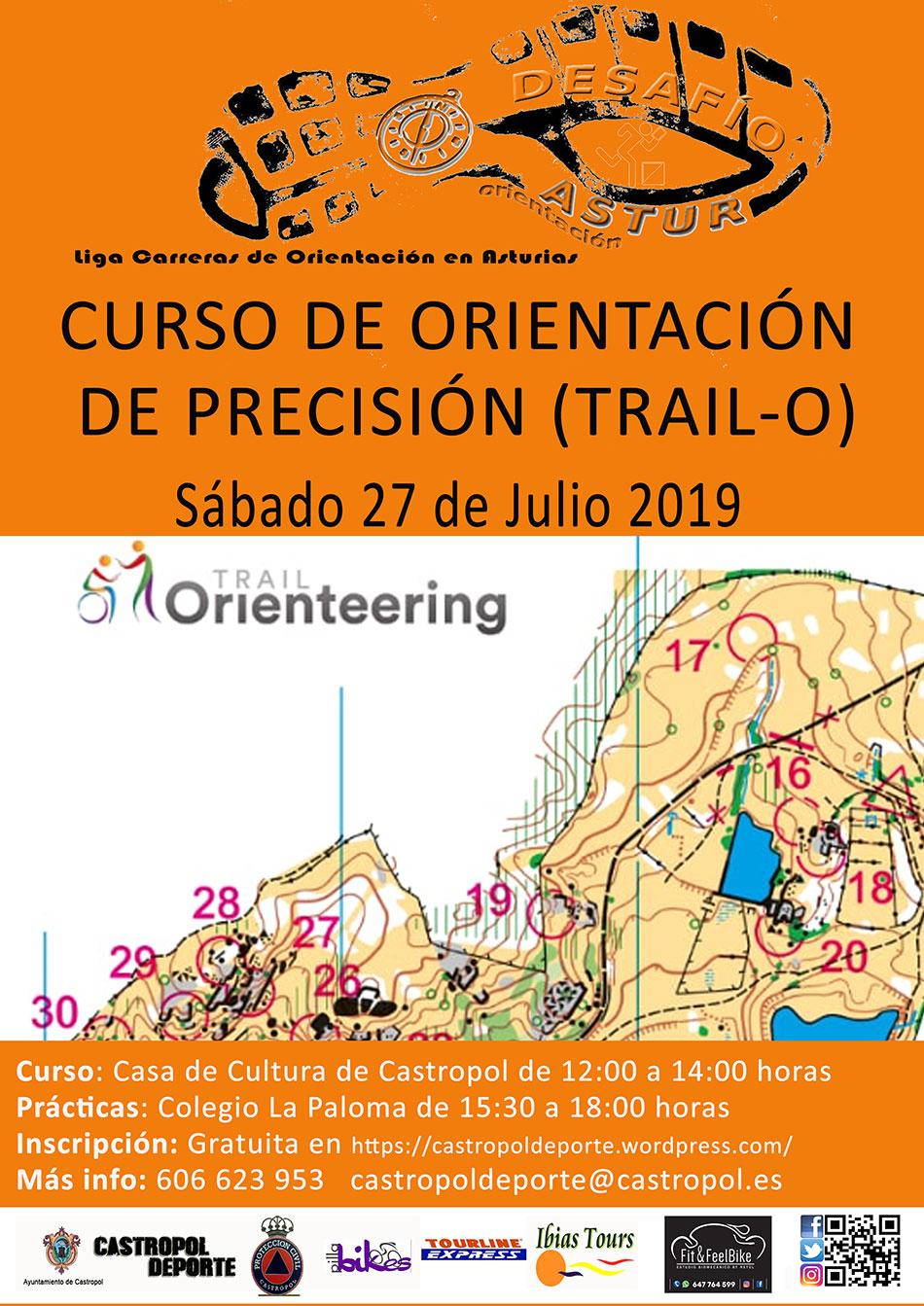Curso Trail-O 2019