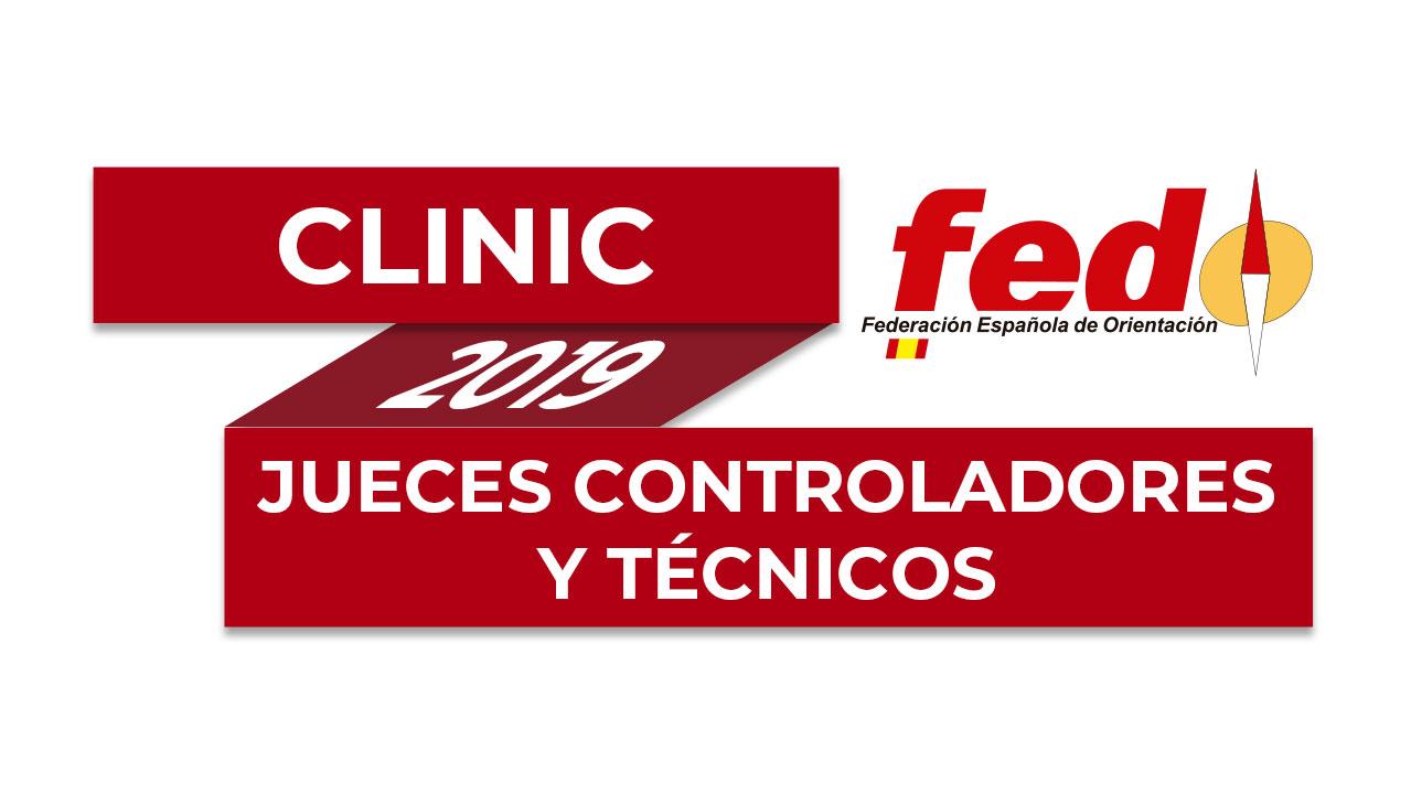 Clinic FEDO 2019