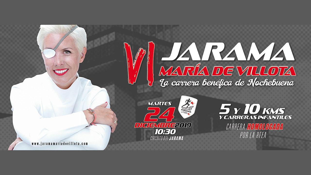 VI JARAMA María de Villota