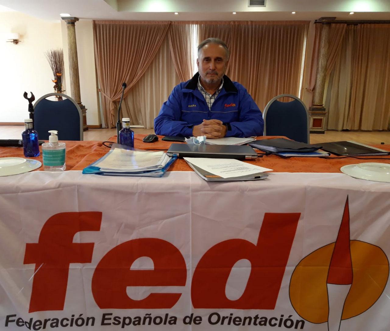 Presidente FEDO