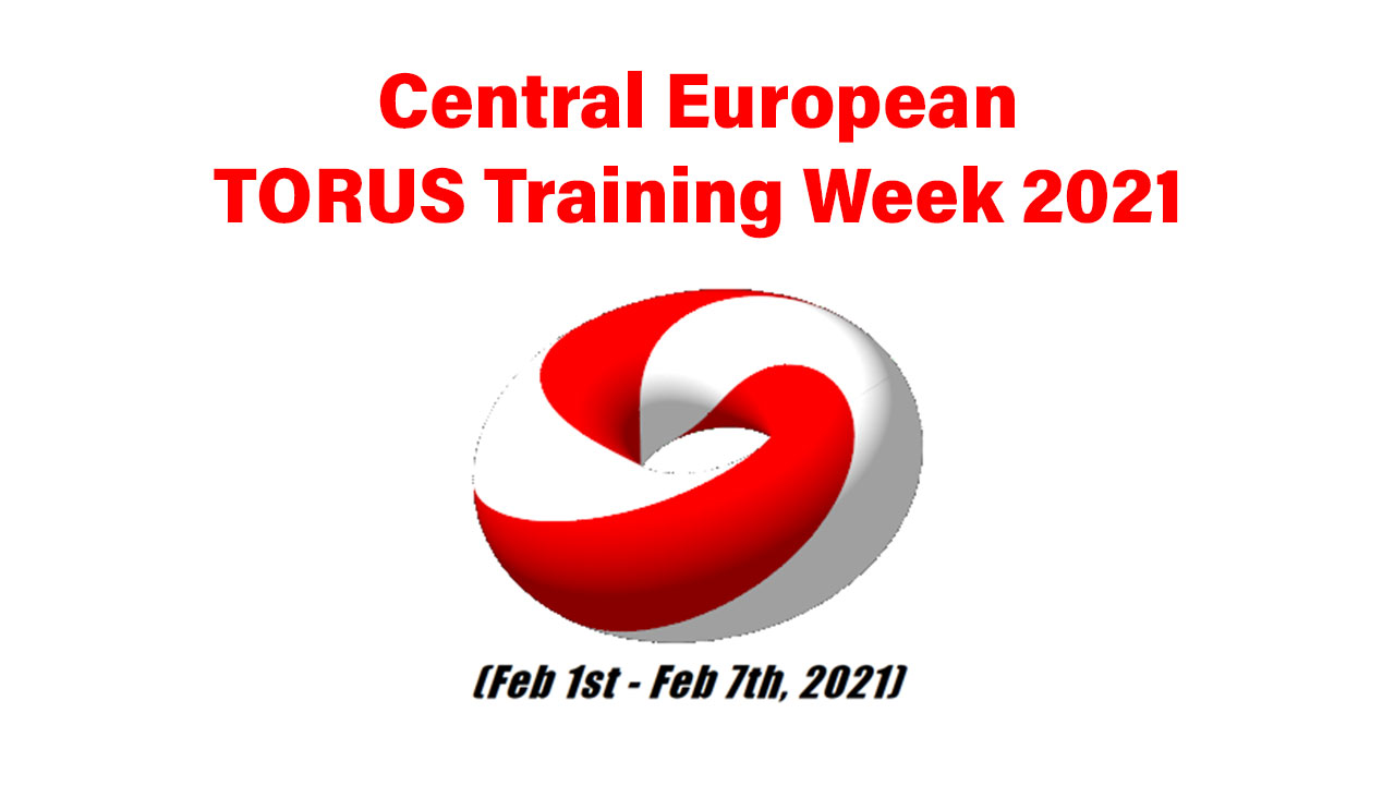 TORUS Training Week 2021